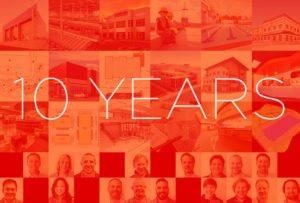 Tectonics Celebrates 10 Years