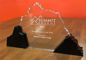Tectonics wins Northern Nevada Summit awards