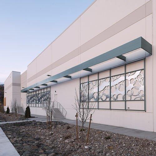 Garlock Printing Warehouse Expansion