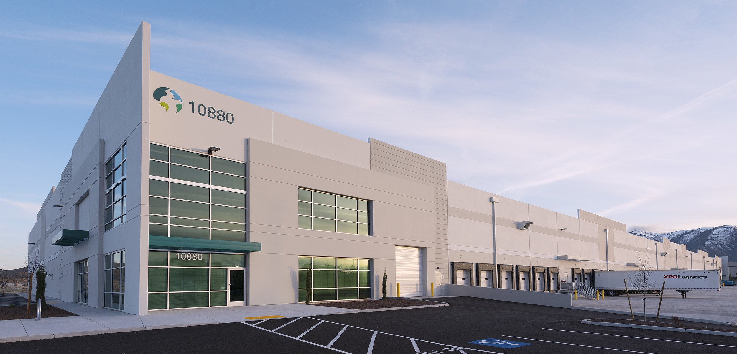 SP5 is a Class A speculative industrial building in Reno