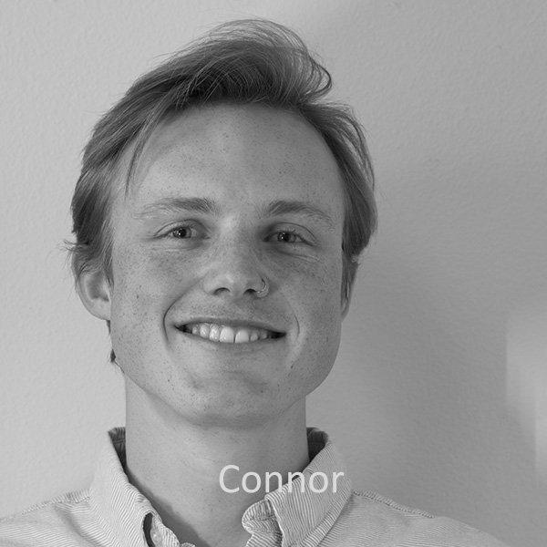 Connor - | -