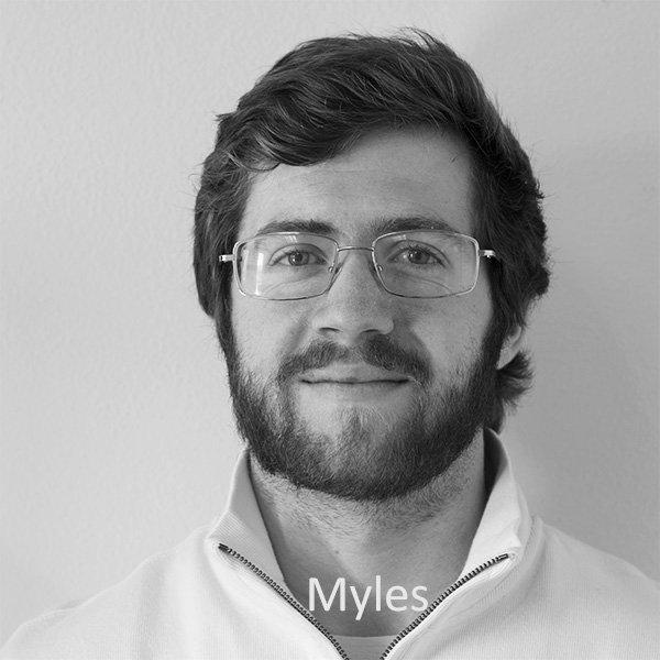 Myles - | -