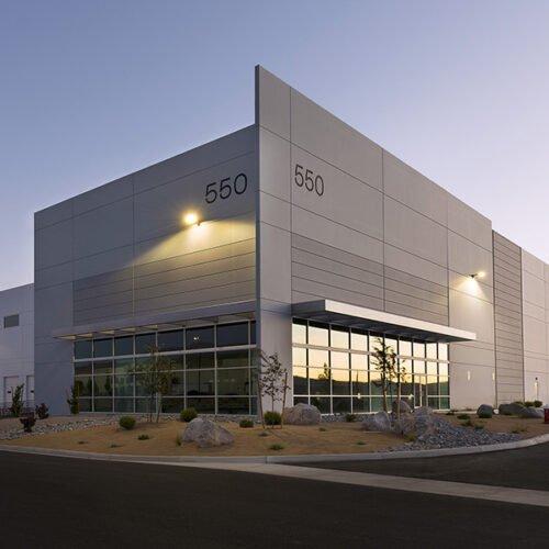 West America Commerce Center